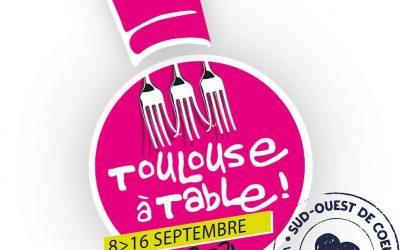 SUD-OUEST DE CŒUR PARTENAIRE DE TOULOUSE A TABLE